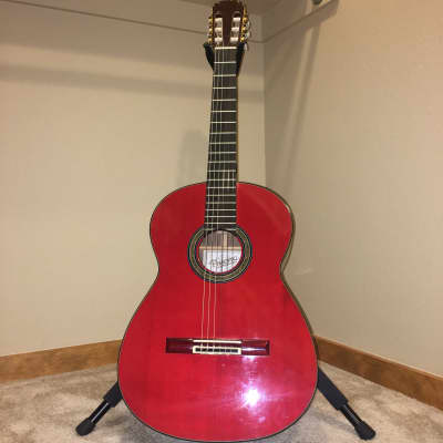 Pimentel Custom W-15 Concert classical guitar 2009 for sale