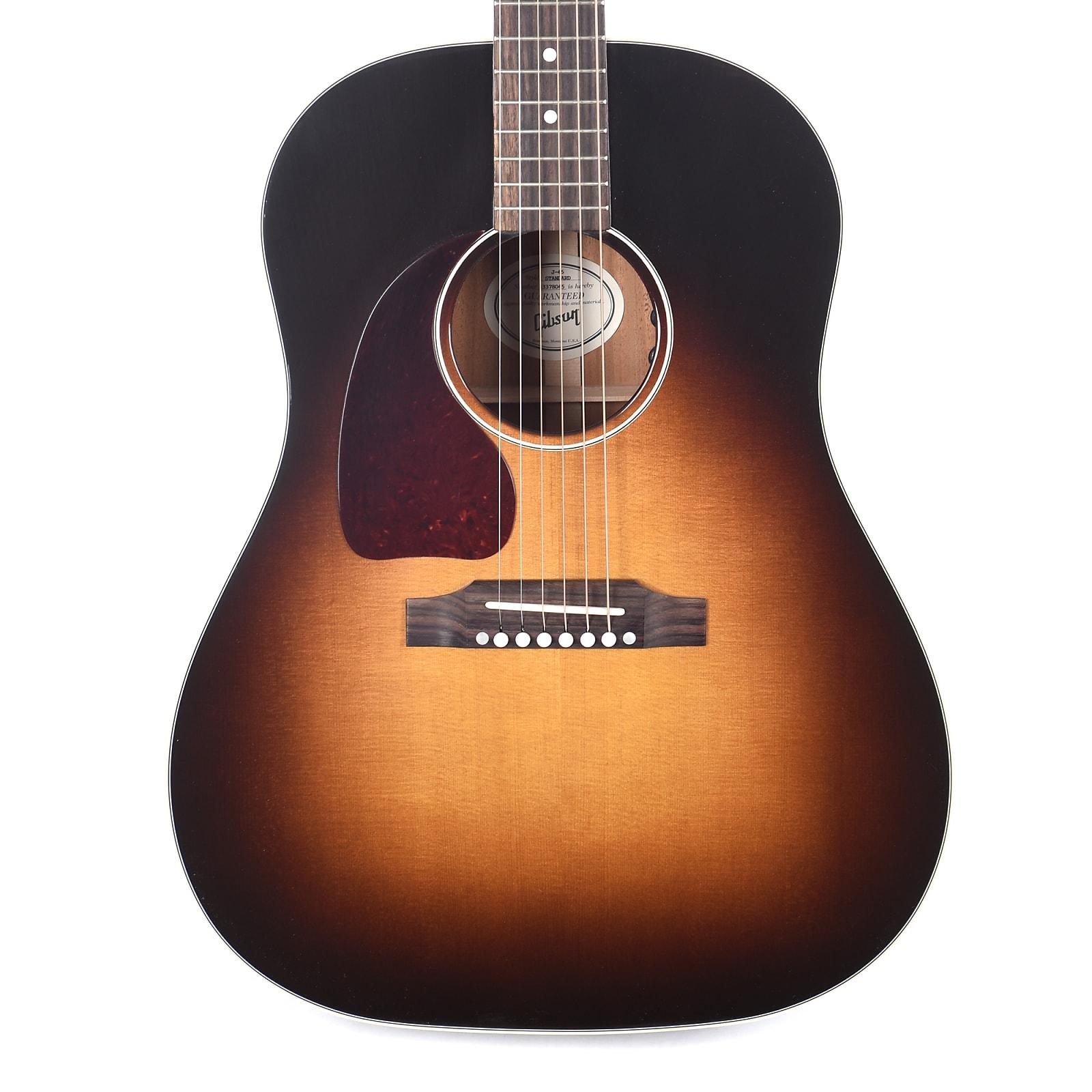 Gibson Montana J-45 Standard 2019 Vintage Sunburst LEFTY