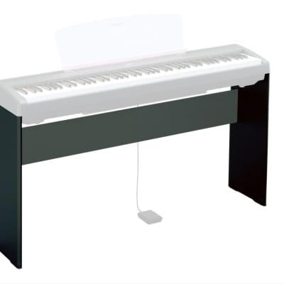 Yamaha L85 Keyboard Stand for P45B, P105B, P115B - Black