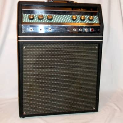 1966 Supro / Valco Kustom Craft Model 880 Tube Amplifier trem+reverb for sale