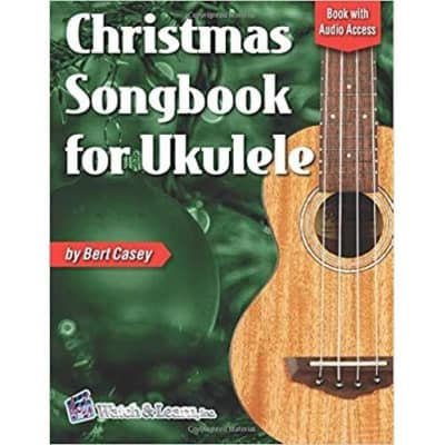 Easy Christmas Songbook for Ukulele (w/ Audio Access)