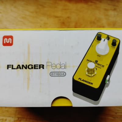 Monoprice Flanger 2014 Yellow for sale