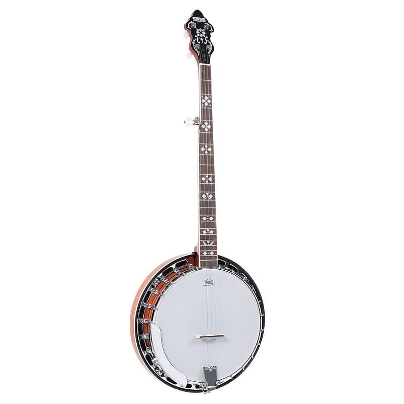 recording king rk r20 recording king songster resonator banjo reverb. Black Bedroom Furniture Sets. Home Design Ideas