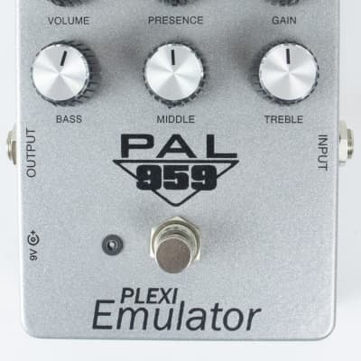 PedalPalFX Pal 959 Plexi Emulator