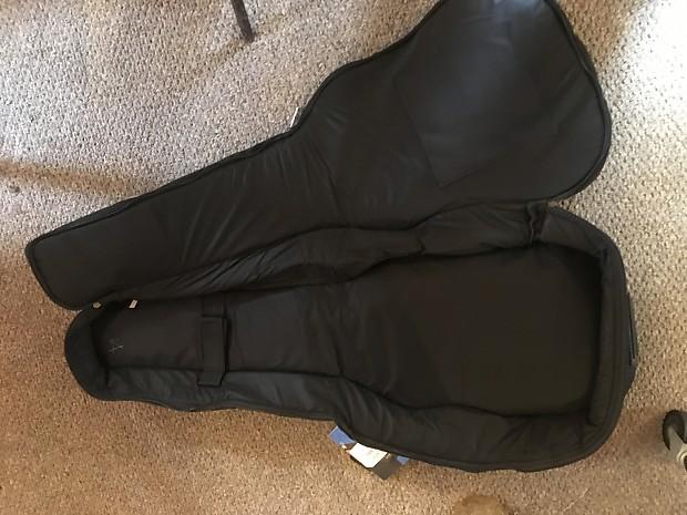 Mbt Guitar Gig Bag Padded For Acoustic Guitars