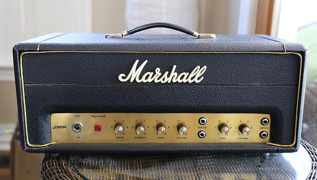 Marshall amp Dating numéro de série