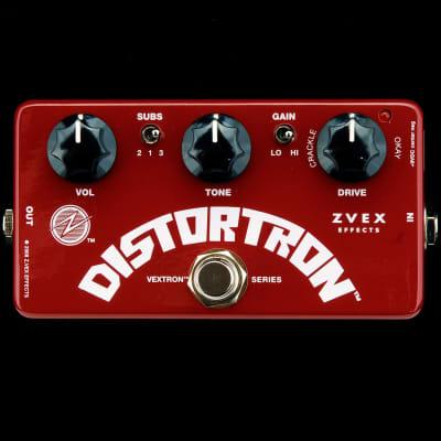 ZVex Distortron - Distortion Effects Pedal - NEW