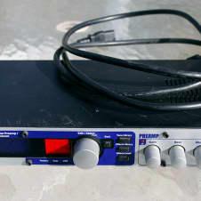Digitech  GSP-1101 CIRCA 2012 Black & Silver