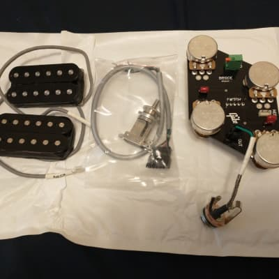 Gibson 490T/490L Quick Connect Wiring Harness