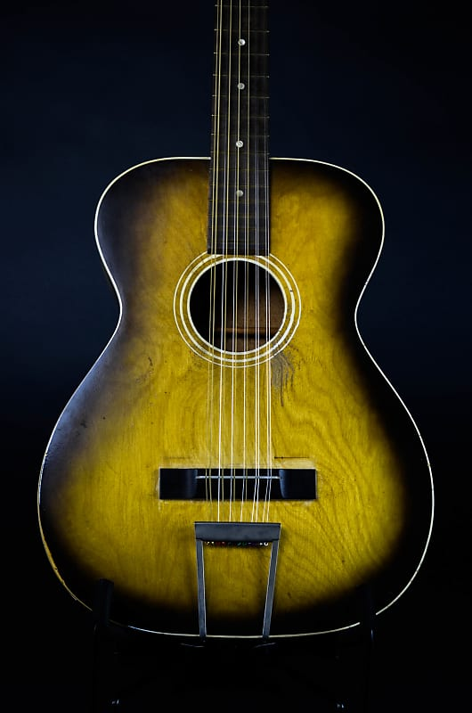 Harmony Stella H922 12-String 1962 Natural | Open Chord Music | Reverb