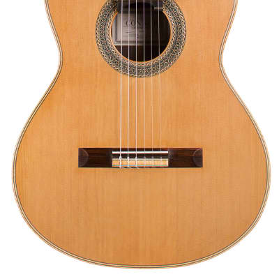 Stephen Connor 2009 Classical Guitar Cedar/Indian Rosewood for sale