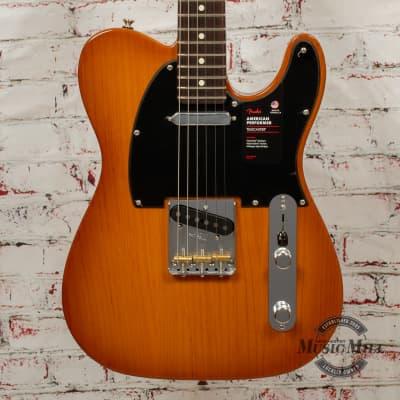 Fender American Performer Telecaster Honey Burst x4804