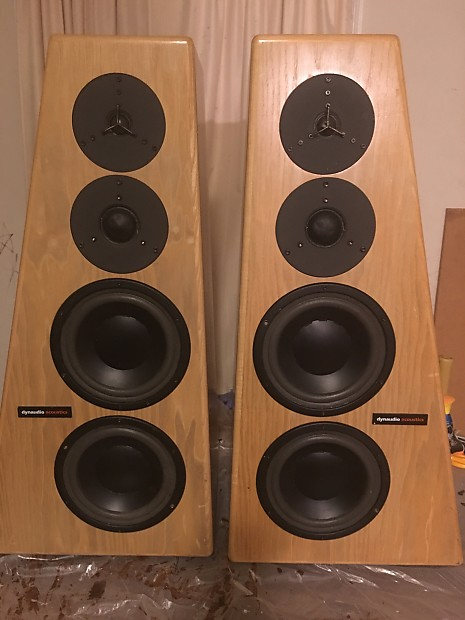 DYNAUDIO MURO C4 MIXING AND MASTERING MONITORS
