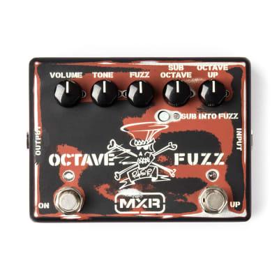 Dunlop MXR SF01 Slash Octave Fuzz Guitar Effects Pedal