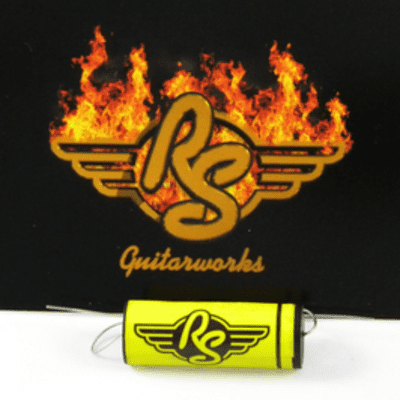 RS Guitarworks Vintage RS GuitarCap Paper In Oil .015 for sale