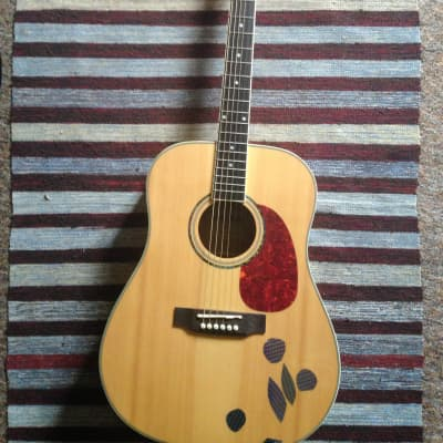 Harley Benton D-120 NT + Bag for sale