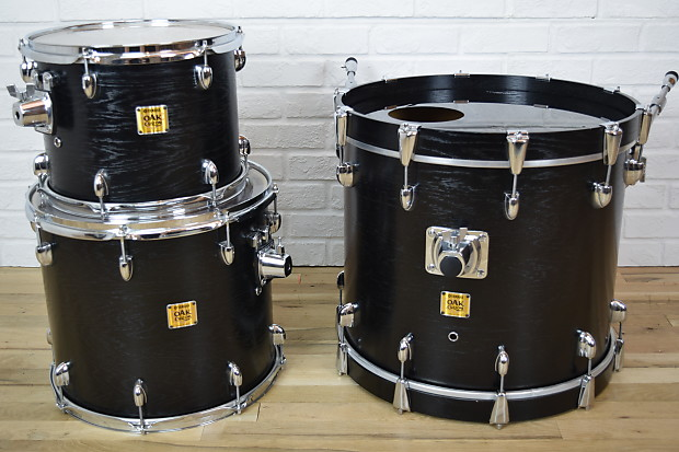Used Yamaha Oak Custom Drums For Sale