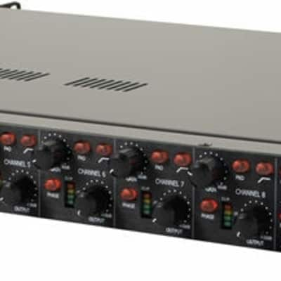 ART TUBEOPTO 8 | Eight Ch Mic Pre with ADAT I/O. New with Full Warranty!