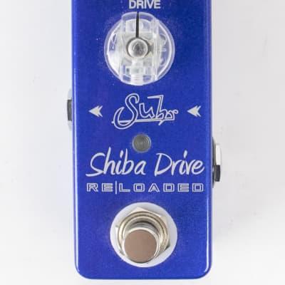 Suhr Shiba Drive Reloaded Mini Pedal
