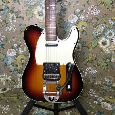 Fender Telecaster Custom '62 Reissue MIJ Sunburst for sale
