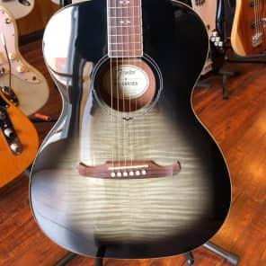 Fender Fender FA-235E Concert acoustic Guitar - Moonlight burst for sale