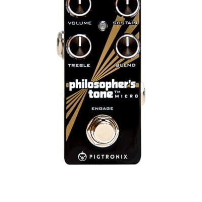 Pigtronix Philosopher's Tone Micro Effects Pedal