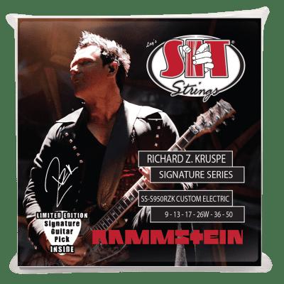 S.I.T- Strings Richard Kruspe Signature Set 9-50, SS-S950RZK