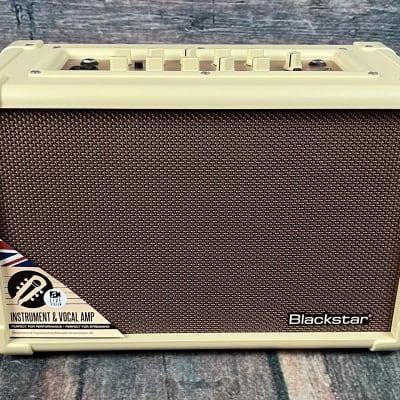"Blackstar ACOUSCORE30 Acoustic Core 30 2 x 15-Watt 2x5"" Acoustic Guitar Combo"