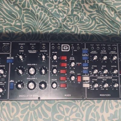 Behringer Model D Analog Synthesizer