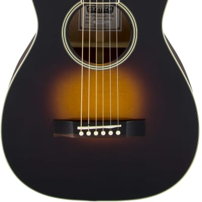 Gretsch G9511 Style 1 Single-0 Parlor Acoustic Guitar - Appalachia Cloudburst for sale