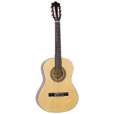 Lauren LA36N 36-Inch Student 6-String Acoustic Classical Guitar - Nylon Strings for sale