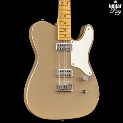 Fender Custom Shop La Cabronita Especial 1 of 20 pcs (Original 2009 MINT) Shoreline Gold
