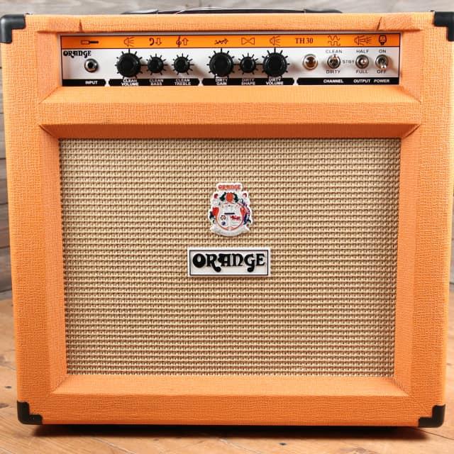 "Orange TH30C 30-watt 1x12"" Combo Amp image"