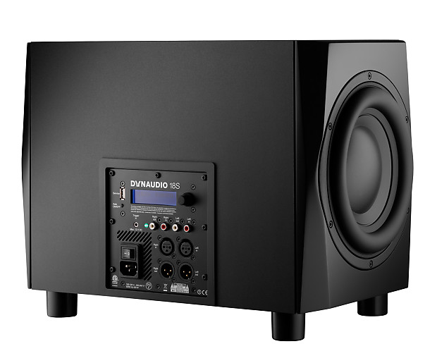 Dynaudio 18S Subwoofer | ProMusicTools | Reverb
