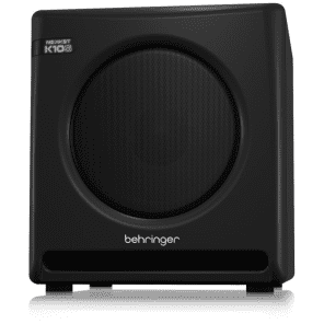 "Behringer Nekkst K10S 10"" Powered Studio Subwoofer"