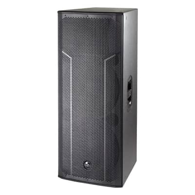 "D.A.S. Audio Action 525A 2-Way 1000-Watt Dual 15"" Active Loudspeaker"