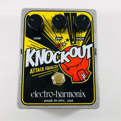 Electro-Harmonix Knockout Attack Equalizer  *Sustainably Shipped*