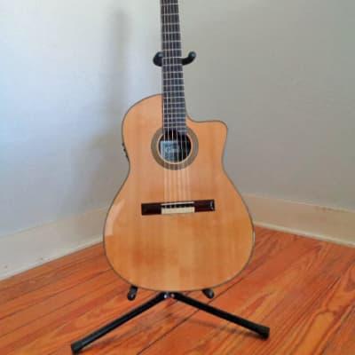 Cordoba Fusion 14 Cutaway Nylon String Acoustic-Electric Guitar