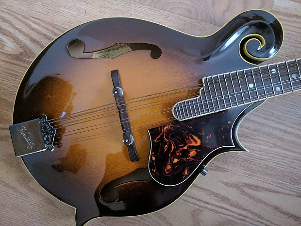 Kentucky KM-650 Mandolin 1979-80? | Mando Man