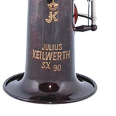 Saxo Soprano Keilwerth Vintage Raw Brass Brushed JK1300-8V-0