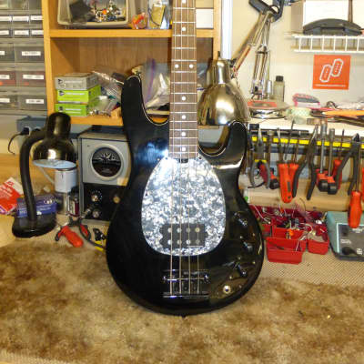 OLP Music Man bass with Audere - Duncan upgrades for sale