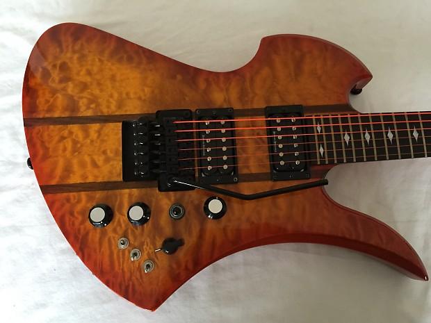 bc rich mockingbird st electric guitar reverb. Black Bedroom Furniture Sets. Home Design Ideas
