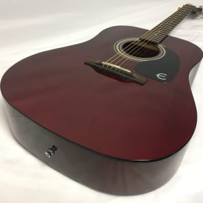 Epiphone Pro-1 Dreadnought Wine Red