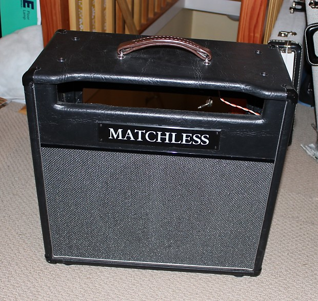 Matchless 1x12 Guitar Cabinet Open Back Black2007 | Reverb
