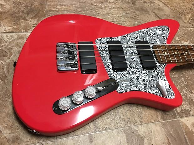 Moderne Custom 3 Pickup Bass Guitar | Reverb
