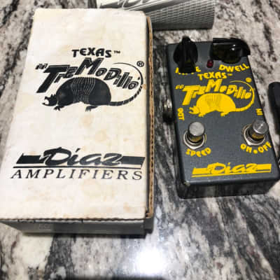 Diaz Texas Tremodillo Pedal - Signed by Cesar Diaz? for sale