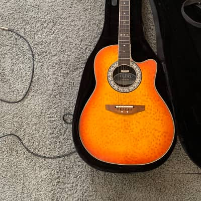 Ovation Reverb