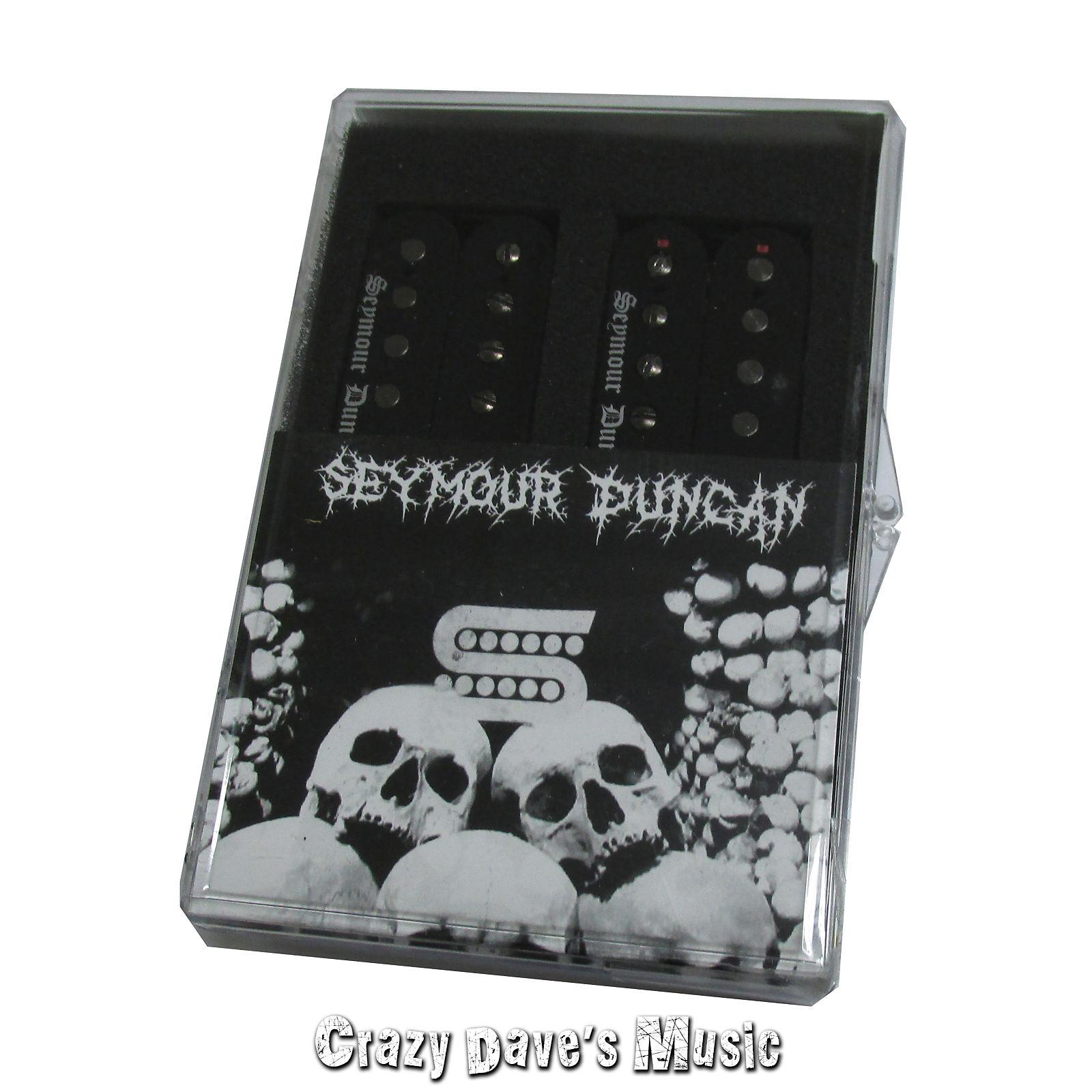 Seymour Duncan Black Winter HB Set Humbucker Guitar Pickups