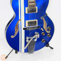 Ibanez Artcore AFS80T 2010s Starlight Blue image