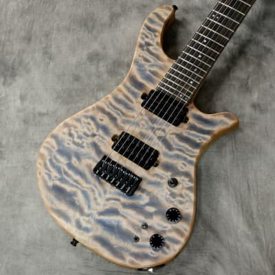Overload Custom GUITARS Rea7 Cloudy Blue - Shipping Included* for sale